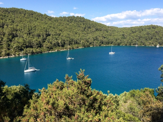 Mljet, Polace Bay