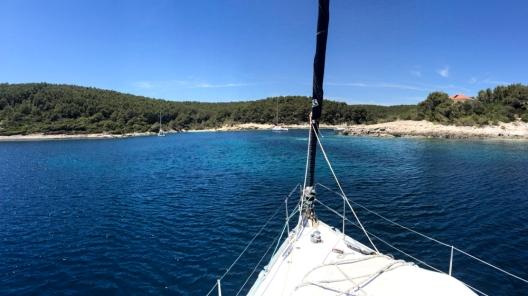 SW Kôrcula Island