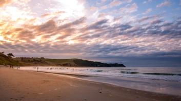 Playa Oyambre, Cantabria