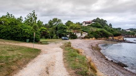 Nearby Luances, Asturias