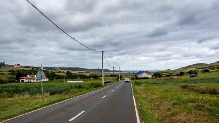 On the Road, Asturias