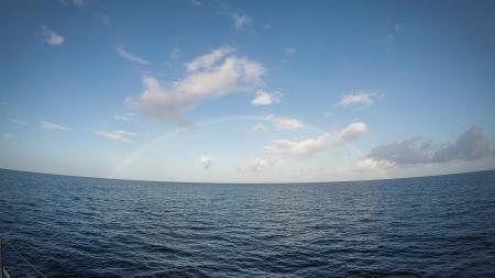 Just a rainbow...