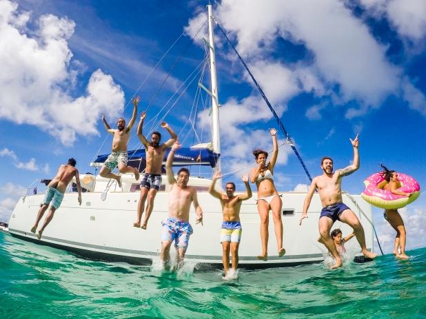 Crew's Jump