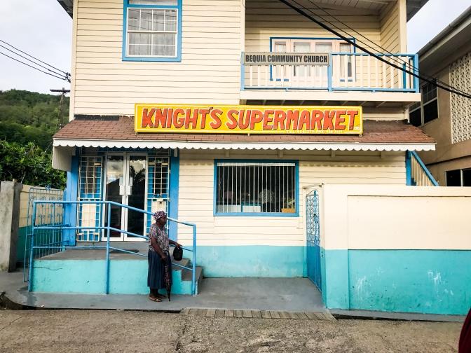 Port Elisabeth grocery